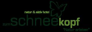 Hotel zum Schneekopf im Thüringer Wald - Startseite