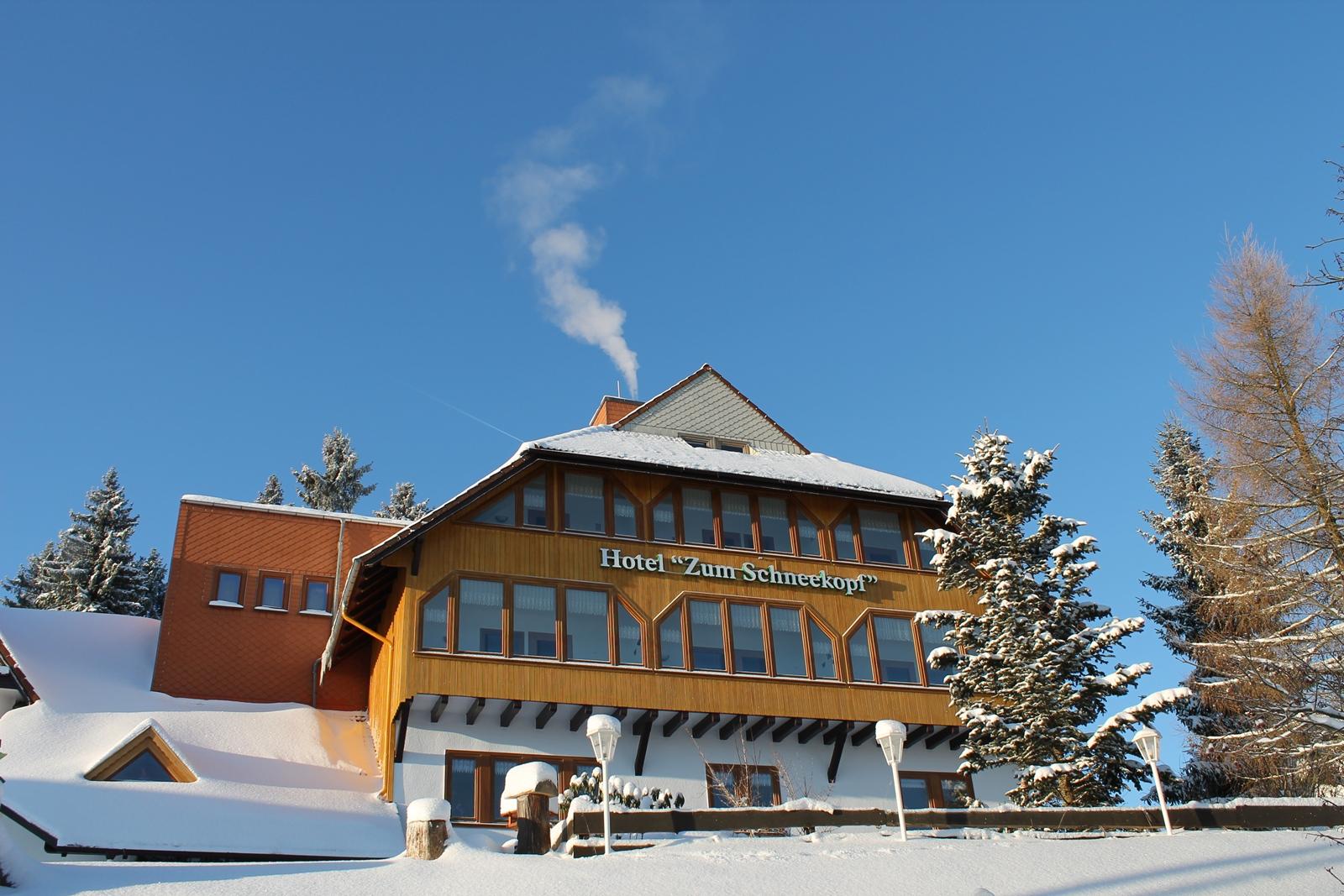 hotel zum schneekopf ferienregion oberhof gehlberg thringer wald mit pool und sauna